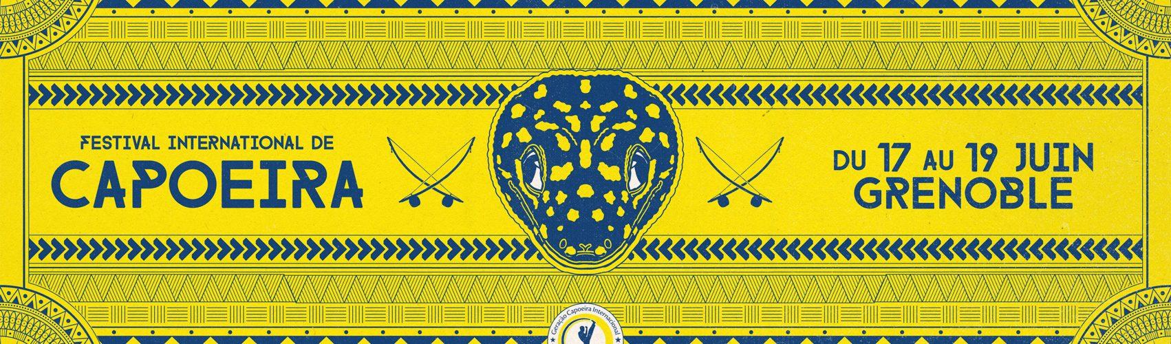 couverture festival international de capoeira - geracao capoeira