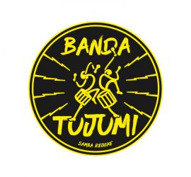 logo banda tujumi - geracao capoeira grenoble