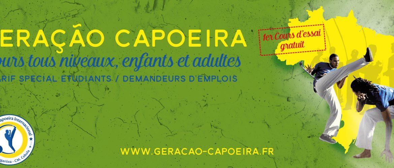 cours geração capoeira grenoble
